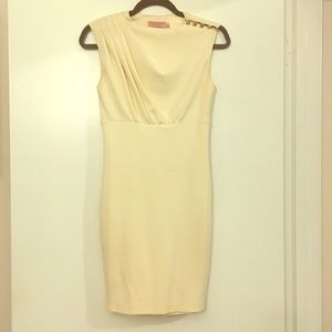 Ted Baker Cream Cocktail Dress